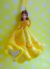 Disney Beauty and the Beast PVC Custom Christmas Ornament -  Princess Belle