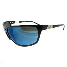 Police Sonnenbrille 1716 Z42B Shiny Black Blue Mirror