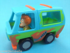 The mystery Machine : SCOOBY-DOO véhicule car 10 cm Hanna-Barbera