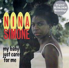 NINA SIMONE : MY BABY JUST CARES FOR ME / CD (CHARLY RECORDS 1986) - TOP-ZUSTAND