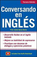 Conversando en ingles, Third Edition by Garza Bores, Jaime
