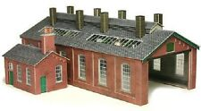 Metcalfe PO213 Engine Shed (00 Gauge)  Railway Model Kit