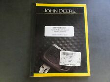 John Deere Tractor Air Conditioning & Heating Systems Service Manual  SM2089
