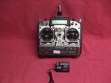 *GREAT* JR TRANSMITTER RADIO SYSTEM Tx XP783 PPM/PCM 7CH Rx 7CH NER527X CH20