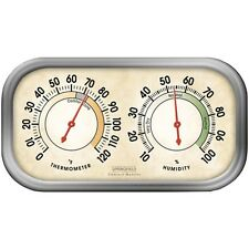 SPRINGFIELD 90113-1 Indoor Humidity Meter & Thermometer Combo