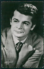 Serge Reggiani Movie star cinema original old from c1920-1950s photo postcard