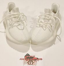 """""""Rare"""" Yeezy 350 Boost V2 All White Size 12"""