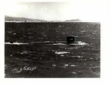 USS Tunny SSN682 Submarine Original Photograph 8x10 BW