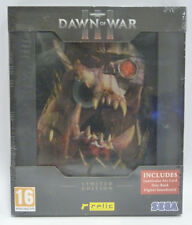 DAWN OF WAR 3 WARHAMMER - PC GAME NUOVO NEW SEALED