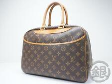 """""""Best Buy"""" AUTH PRE-OWNED LOUIS VUITTON LV MONOGRAM DEAUVILLE BAG M47270 #161023"""