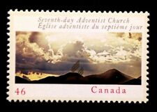 Canada #1858 MNH, Seventh-Day Adventist Church Stamp 2000