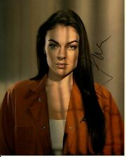 SERINDA SWAN hand-signed BREAKOUT KINGS color 8x10 uacc rd coa S/H SPECIAL sexy