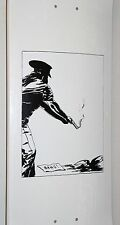 RAYMOND PETTIBON x Supreme 'Bang' 2014 Skateboard Deck Skate Illustration *NEW*