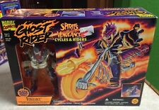 Ghost Rider - Spirits of Vengeance Cycle Action Figure Set - NEW!