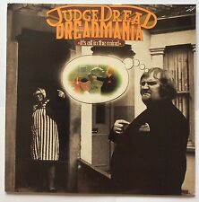 JUDGE DREAD - DREAD MANIA (BRAND NEW & SEALED VINYL LP) - RRS25