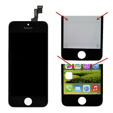 Grade B LCD Display Touch Screen Digitizer Assembly Part for Black iPhone 5S