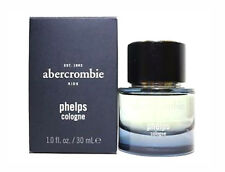 Abercrombie & Fitch Kids PHELPS 1.0oz - 30ml EDC Cologne SPRAY NEW & SEALED (A27