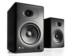 Audioengine A5+ Premium Powered Speakers Black (Pair) - Free Shipping - NEW