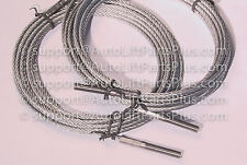 Equalizer Cables for Rotary Lift Model SPOA10 / N372 / Set of 2 -- FREE SHIPPING