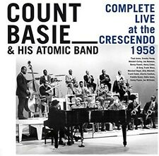 Complete Live At The Crescendo 1958 - Count & His Atomic Band Ba (2016, CD NEUF)