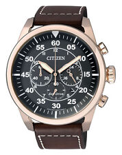 "CITIZEN ELEGANT CHRONO HERRENUHR ""CA4213-00E""   NEUWARE"