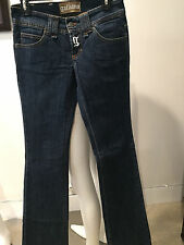 """GALLIANO"""" ITALY WOMEN'S SKINNY JEANS SIZE: 27/41 !! MH"""