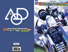 TRANSFORMERS VS G.I. JOE THE MOVIE ADAPTATION AOD COLLECTABLES COVER PRE-ORDER