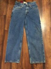 NWT Levis 550 26x26.5 Size 12 Regular Relaxed Fit Jeans Red Tag