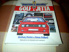 Improve and Modify VW Volkswagen Golf & Jetta including Gti Haynes Manual Porter