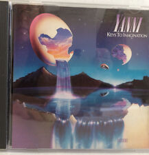 Keys to Imagination by Yanni (CD, Oct-1986, Private Music) ~ FAST SHIPPING!