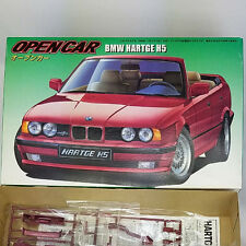 1/24 Fujimi BMW E34 Hartge M5 Open Car Series Convertible ** RARE **