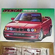 1/24 Fujimi BMW E34 Hartge M5 Open Car Series Convertible ** RARE **