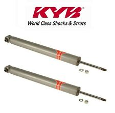 Mercedes W204 W207 W212 Pair Set of 2 Rear Shock Absorbers KYB Gas-a-Just 553381