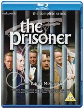 THE PRISONER  Complete Series Blu-ray   6-Disc Set      New    Fast  Post