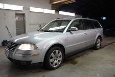 2002 Volkswagen Passat GLX 4 Motion Wagon 4-Door