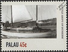 CYGNET Auxiliary Ketch Boat WWII Little Ships of Dunkirk Stamp