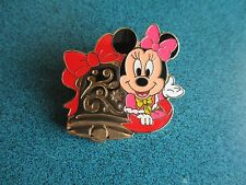 Disney Tokyo Disney Sea Trading Pin Minnie Mouse Japan Game Prize Christmas Bell