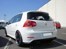 Heckschürze Reflektoren für VW Golf V 5 R32 Stoßstange GTI ED30 Heck ABS ansatz
