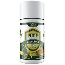 Pure Garcinia Cambodia Supplement 1000mg | 60 Capsules | Weight Loss
