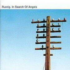 Runrig in search of Angels (the message, Big Sky) 90`s COLUMBIA cd album