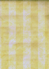 Yellow Faux Texture Tone on Tone Stripe Wallpaper  107143