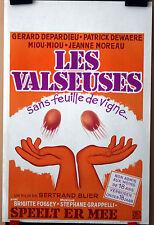Bertrand Blier : Les Valseuses : POSTER