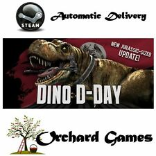 Dino D-day: Pc: (steam/digital) automático de entrega