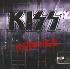 Kiss - Revenge  (CD, May-1992, Mercury)