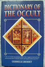 Dictionary of the Occult by Geddes & Grosset(Book) 1997
