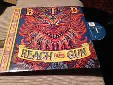"BID - REACH FOR YOUR GUN 12"" MAXI UK EL CHERRY RED 86' - INDIE POP"