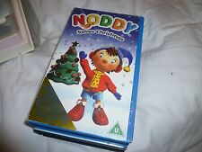 Noddy Saves Christmas KIDS CHILDRENS VHS VIDEO TAPE *824