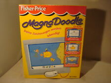 Fisher price-Magna DOODLE (pc, 2000) Eurobox article neuf