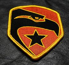 GI JOE EAGLE USA TACTICAL COMBAT MORALE  MILITARY HOOK PATCH