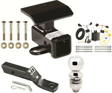 COMPLETE TRAILER HITCH PACKAGE W/ WIRING KIT FOR 2012-2017 VOLKSWAGEN TIGUAN NEW